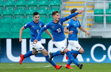 Spain turn on the style in Bray, Hungary shock Portugal and Italy win in U17 Euro openers