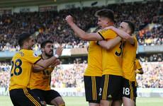 Ireland's Doherty key again as Wolves' fantastic season continues