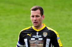 Heartbreak for Irish players as Notts County drop out of the Football League for the first time ever