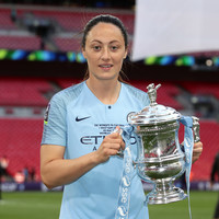 Mixed fortunes for Irish duo as City come out on top in FA Cup final at Wembley