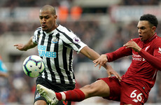 As it happened: Newcastle v Liverpool, Premier League