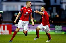 Stunning Keaney free-kick sees Sligo past Shamrock Rovers at the Showgrounds
