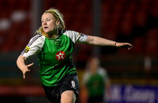 Ireland international on target as Peamount extend lead