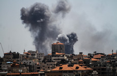 Israel vows  'massive strikes' on Gaza as violence continues to escalate