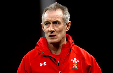Wales attack coach Rob Howley interviewed for Munster role