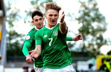 'I'm proud to score for Ireland. There's no better feeling'