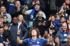 Chelsea shake off fans' jeers to go third with Watford win