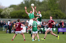 Level at half-time, Galway eventually come good to survive London scare