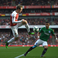 Arsenal's top four ambitions all but over as Brighton draw at the Emirates