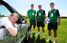 Funny man Gallagher takes long road to Poland