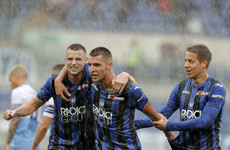 Atalanta move closer to first-ever Champions League qualification