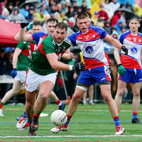 Mayo begin summer campaign with 21-point thumping of New York