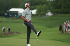 Homa holds off Major winners to win maiden PGA Tour title at Quail Hollow