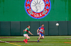 Horan targets improvements as Mayo stay Stateside for training camp