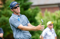Double-bogey finish costs Power $100,000 but strong form continues