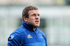 Leinster 'optimistic' Cronin will be fit for Saturday's Champions Cup final