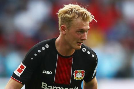 Germany international Brandt.