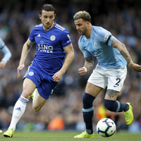 As it happened: Manchester City v Leicester City, Premier League