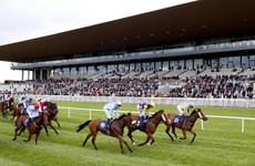 Magical day for Aidan O'Brien at the new-look Curragh