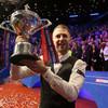 Trump wins World Championship final to complete career Grand Slam