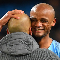 'Everyone was saying don't shoot!' - Kompany says he felt need to step up in big moment