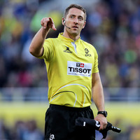 IRFU's Brace named in 23-man match officials squad for World Cup