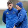 'Be Leinster... we don't have to change': Champions back their ability to dig deep and crack Saracens defence