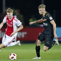 Dutch player sacked after pulling a sickie to go watch Ajax play Spurs in London