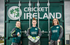 'It feels a bit surreal': Landmark day for Irish women's cricket