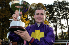 Champion winning jockey Smullen retires from racing on medical advice