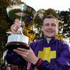 Champion winning jockey Smullen retires from racing on medical advice