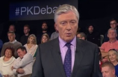 Pat Kenny says he's opposed to censoring people as he prepares to host Peter Casey debate