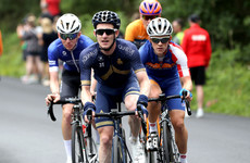 Irish rider Eddie Dunbar named in Team Ineos squad for Giro D'Italia