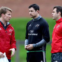Flannery and Jones to leave Munster after coaches 'decline contract offers'