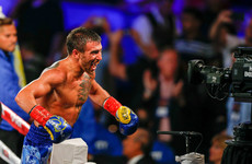 Lomachenko to face England's Campbell for WBC title, 'likely' in UK, in lightweight plot twist
