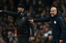 Guardiola and Klopp among 4 nominees for Premier League Manager of the Season