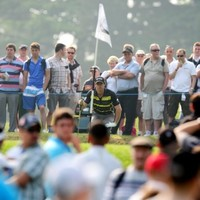 Els sets the pace as Rory and G-Mac struggle at Wentworth