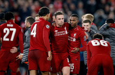Liverpool produce second miracle on one of the all-time great European nights