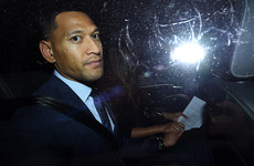 Folau 'at peace' as ex-Wallabies coach slams verdict