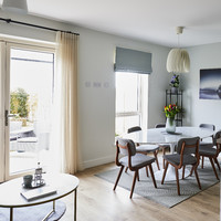 Brand new three and four-bed family homes just an hour from Dublin city
