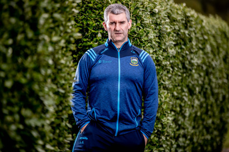 Tipperary hurling boss Liam Sheedy.