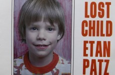 Man held over 1979 disappearance of New York schoolboy Etan Patz
