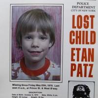Man held over 1979 disappearance of New York schoolboy Etan Patz
