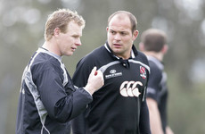 Best laments lack of support behind Mark McCall after his '06 title with Ulster