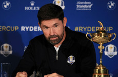 Europe captain Padraig Harrington gets Ryder Cup wildcards reduced to three for 2020