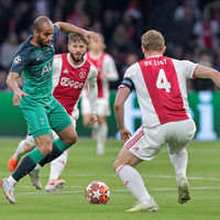 As it happened: Ajax v Tottenham, Champions League semi-finals