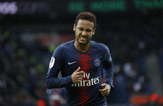 PSG hit back at 'strange' reports of Neymar dressing room bust-up