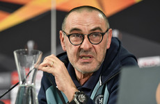 Sarri fears Chelsea transfer ban will ruin title hopes