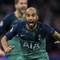 Relive Lucas Moura's incredible Champions League semi-final hat-trick against Ajax tonight