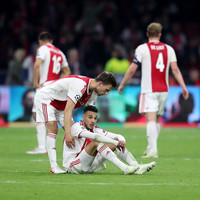 Ajax stars say last night was 'a dream getting crushed' in 'a fairytale with an unhappy ending'